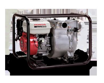 Honda WT20X D Trash Pump
