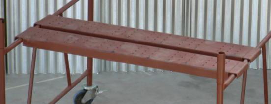 Hook on Steel Boards