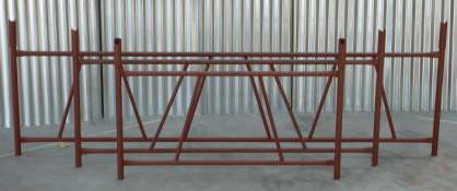 Scaffolding Cape Town Self Lock Frames