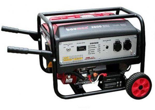 Baumax 2800e Generator AVR
