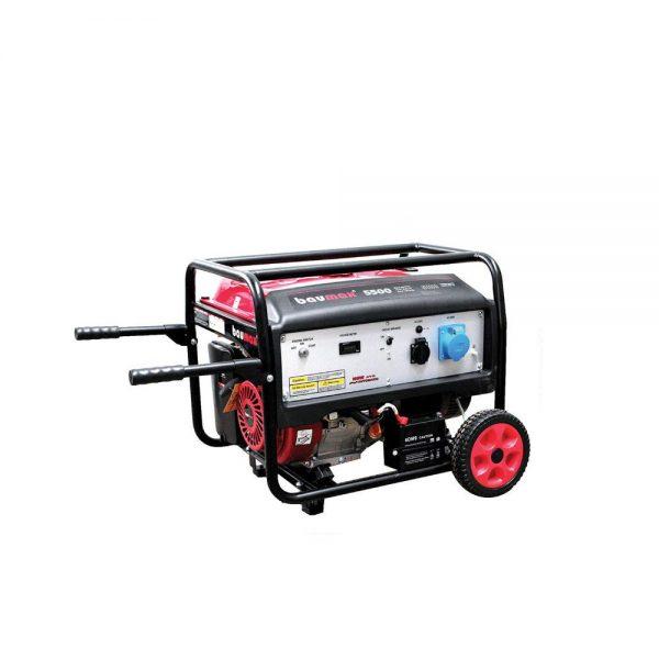 Baumax 5500e Electric Start Generator AVR