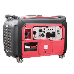 Baumax 4000i Inverter Generator EStart