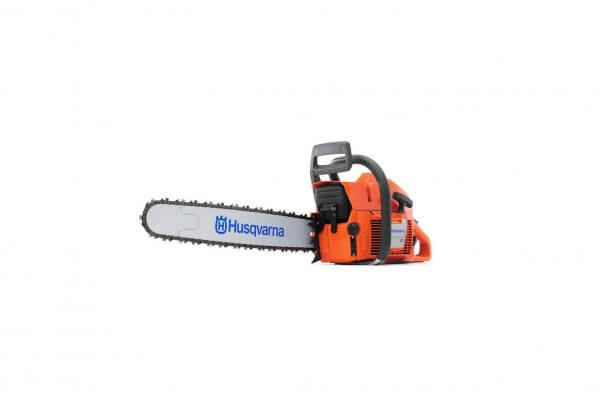 Husqvarna 61 Chainsaw with 15 Inch CutterBar