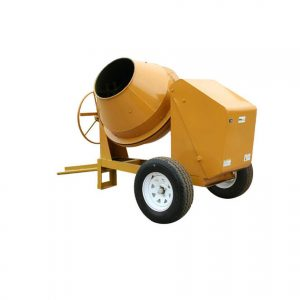 Baumax BS600 Concrete Mixer fitted with Diesel Engine