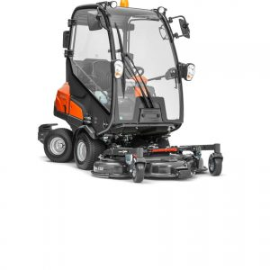 Husqvarna P 525D Commercial Front Mower with cabin