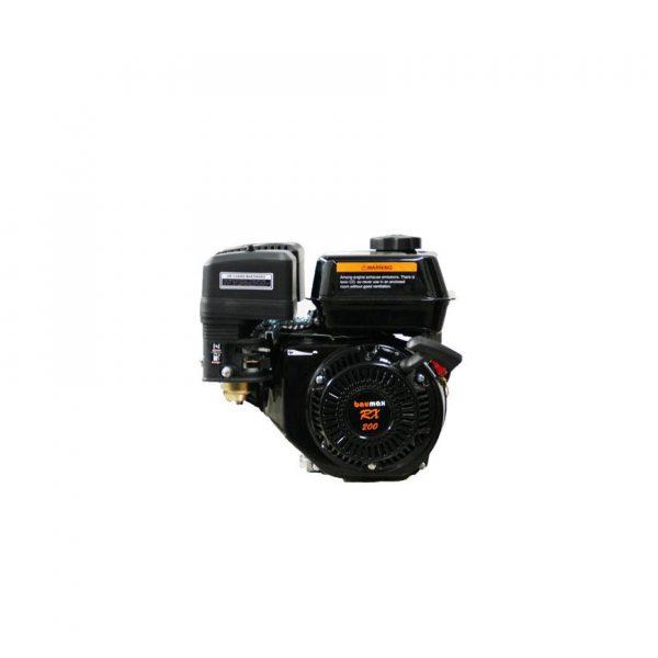 Baumax RX200 Petrol Engine 7HP 2:1 Reduction Keyway Shaft( for mixer)