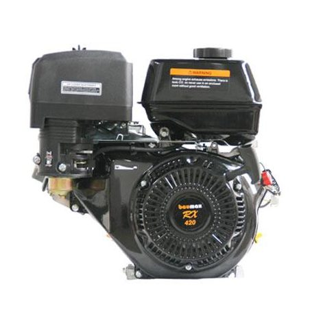 Baumax RX420 Petrol Engine 14HP 1 Inch Keyway Shaft