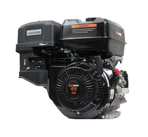 Baumax RX460 Petrol Engine 16HP 1 Inch Keyway Shaft