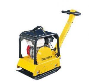 Construction Equipment - Baumax 3020 Forward reversable plate compactor