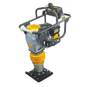 Construction Equipment - Baumax with Honda GX120RX engine