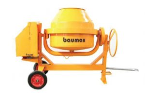 Concrete Mixer Machine - Baumax