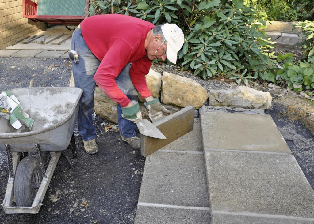 concrete-mixers-man-building-steps-min